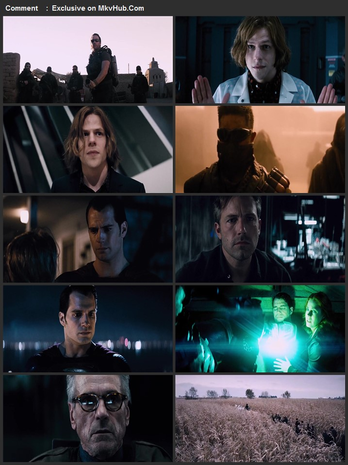 Batman v Superman Dawn of Justice 2016 720p BluRay ORG Dual Audio In Hindi English