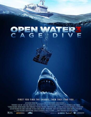 Open Water 3: Cage Dive (2017) Dual Audio Hindi 480p BluRay 250MB Full Movie Download