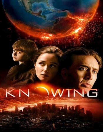 Knowing (2009) Dual Audio Hindi 720p BluRay x264 750MB Full Movie Download