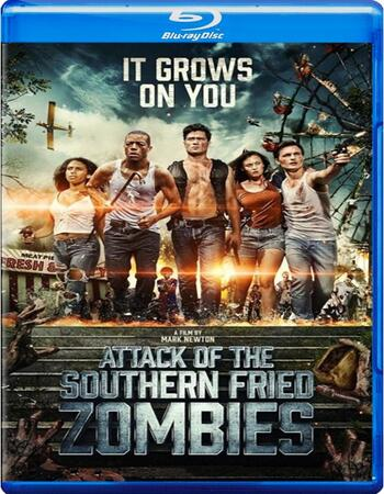 Attack of the Southern Fried Zombies 2017 720p BluRay ORG Dual Audio In Hindi English