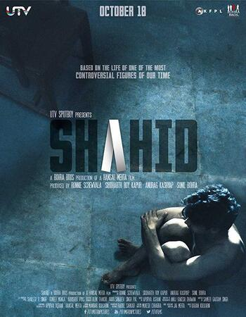 Shahid (2012) Hindi 480p DVDRip x264 400MB ESubs Full Movie Download