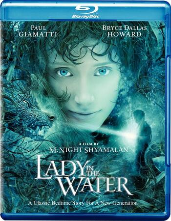 Lady In The Water (2006) Hindi 720p 950mb Bluray Dual Audio