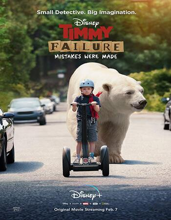 Timmy Failure Mistakes Were Made 2020 1080p WEB-DL Full English Movie Download