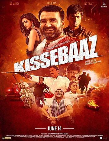 Kissebaaz 2019 Full Movie Hindi 480p WEB-DL 350MB Download