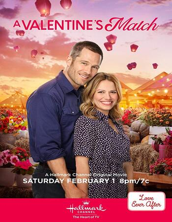 A Valentine's Match 2020 1080p HDTV Full English Movie Download