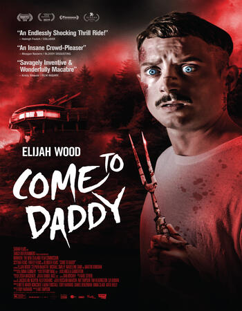 Come to Daddy (2019) English 720p WEB-DL x264 800MB Full Movie Download