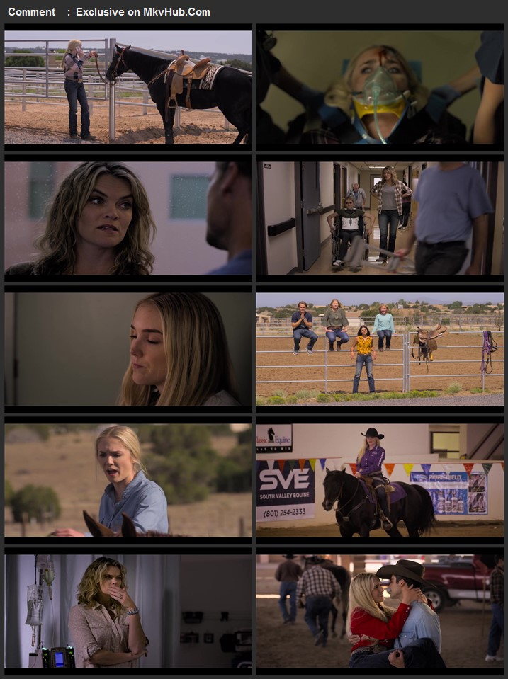 Walk. Ride. Rodeo. 2019 720p WEB-DL Full English Movie Download