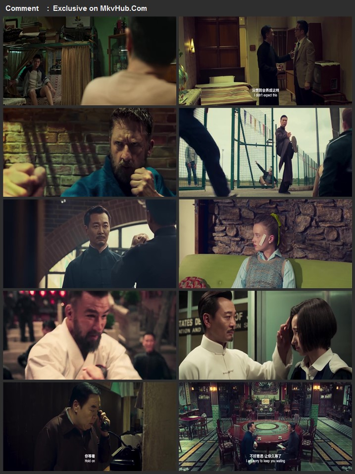 Ip Man 4 The Finale 2019 720p HC HDRip Full English+Chinese Movie Download