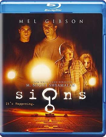 Signs (2002) Hindi 480p 400mb Bluray Dual Audio Download