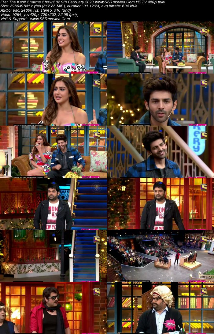 The Kapil Sharma Show S02 9th February 2020 Full Show Download