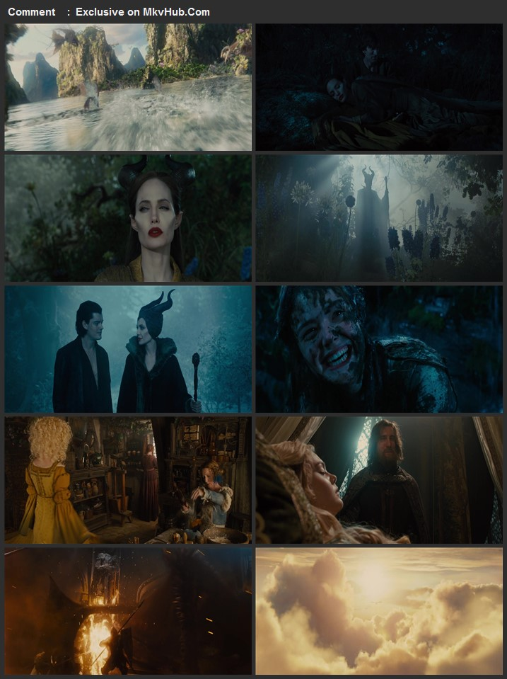 Maleficent 2014 1080p BluRay Full English Movie Download