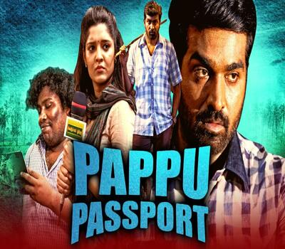 Pappu Passport (2020) Hindi Dubbed 720p HDRip x264 1GB Full Movie Download