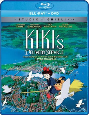 Kiki's Delivery Service (1989) Dual Audio Hindi 720p BluRay x264 900MB Full Movie Download