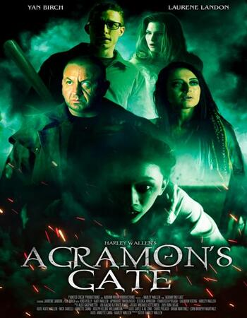 Agramon's Gate 2019 720p WEB-DL Full English Movie Download