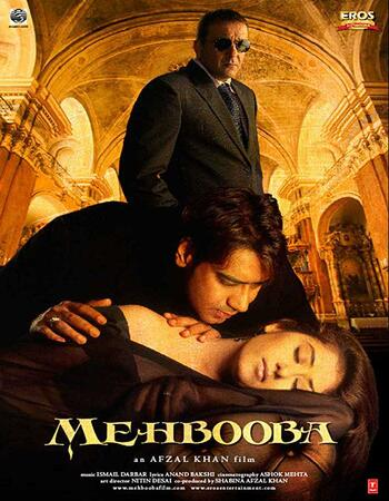 Mehbooba (2008) Hindi 720p WEB-DL x264 1.3GB Full Movie Download
