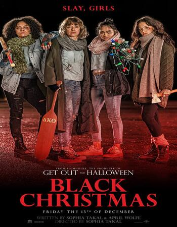 Black Christmas 2019 English 720p BluRay 800MB Download