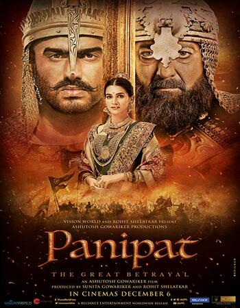 Panipat 2019 1080p WEB-DL Full Hindi Movie Download