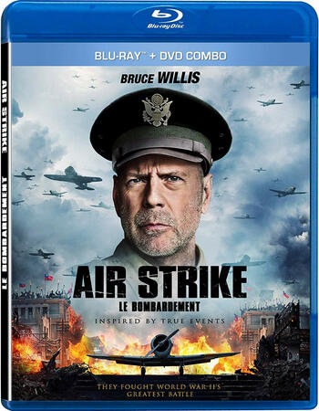 Air Strike (2018) Dual Audio Hindi ORG 720p BluRay x264 900MB Full Movie Download