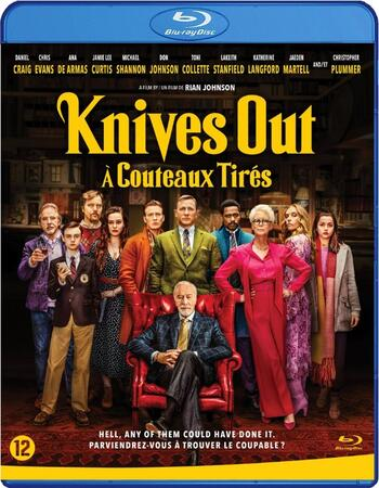 Knives Out 2019 1080p BluRay Full English Movie Download