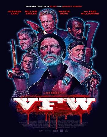 VFW 2019 720p WEB-DL Full English Movie Download