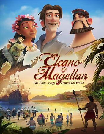 Elcano & Magallanes First Trip Around the World 2019 720p WEB-DL Full English Movie Download