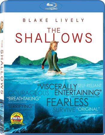 The Shallows 2016 720p BluRay ORG Dual Audio In Hindi English