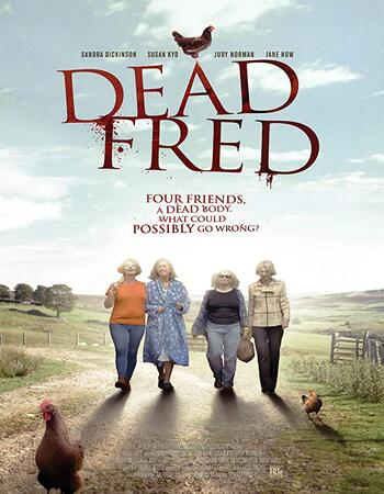 Dead Fred 2019 720p WEB-DL Full English Movie Download
