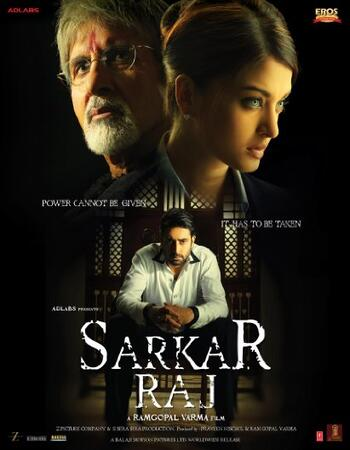 Sarkar Raj (2008) Hindi 720p BluRay 950MB Full Movie Download