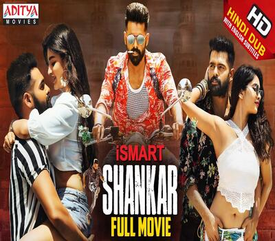 iSmart Shankar (2019) Hindi Dubbed 720p HDRip x264 1GB Full Movie Download