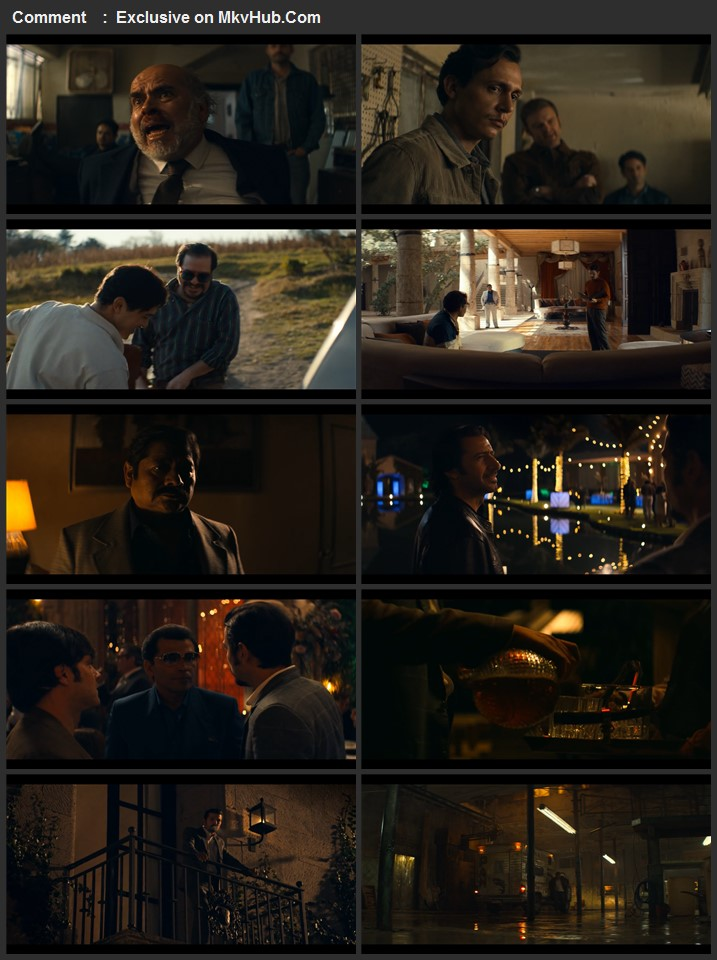 Narcos Mexico S02 COMPLETE 720p WEB-DL Full Show Download
