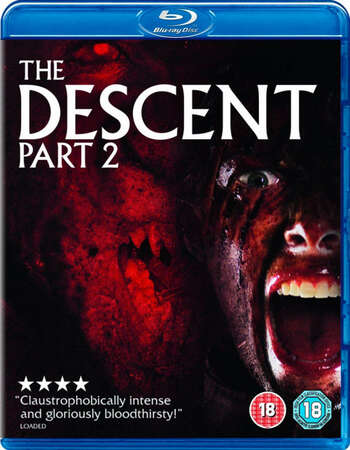 The Descent Part 2 (2009) Dual Audio Hindi 480p WEB-DL 300MB ESubs