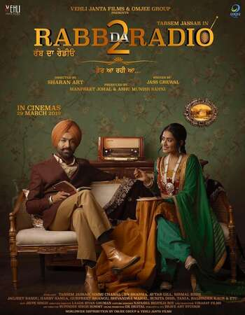 Rabb Da Radio 2 (2019) Punjabi 720p WEB-DL x264 1.1GB ESubs