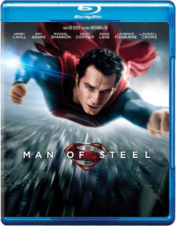 Man of Steel (2013) Dual Audio Hindi 480p BluRay x264 400MB ESubs