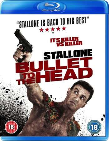 Bullet to the Head (2012) Dual Audio Hindi 480p BluRay 300MB ESubs