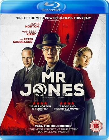 Mr. Jones 2019 720p BluRay Full English Movie Download
