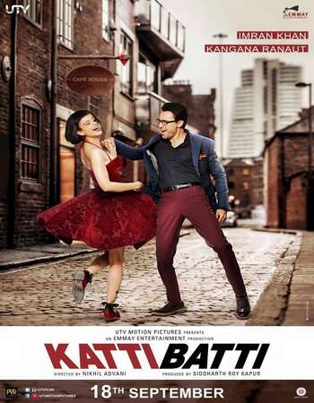 Katti Batti (2015) Hindi 480p WEB-DL x264 400MB ESubs