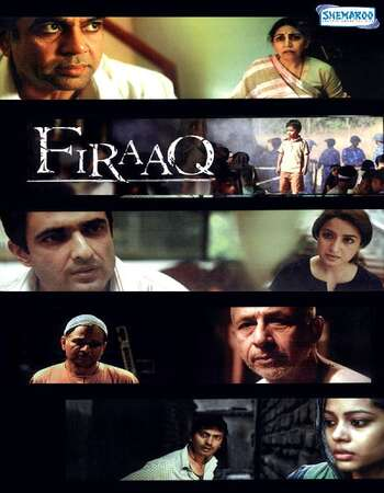 Firaaq (2008) Hindi 480p WEB-DL x264 300MB ESubs