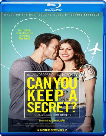 Can You Keep a Secret 2019 1080p BluRay Full English Movie Download