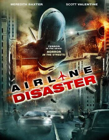 Airline Disaster 2010 Hindi Dubbed 720p BluRay x264 750MB