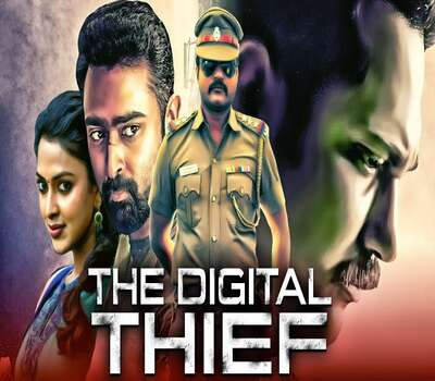 The Digital Thief 2020 Hindi Dubbed 720p HDRip x264 850MB