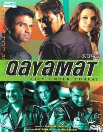 Qayamat: City Under Threat (2003) Hindi 720p WEB-DL x264 1.2GB Full Movie Download