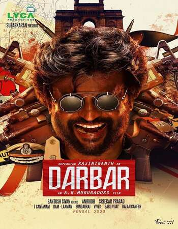 Darbar 2020 720p WEB-DL Full [Multi-Language] Movie Download
