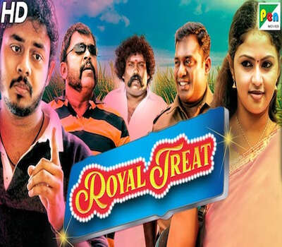Royal Treat (2020) Hindi Dubbed 720p HDRip x264 900MB Movie Download