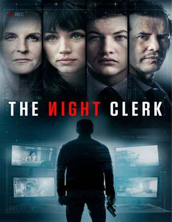 The Night Clerk 2020 720p WEB-DL Full English Movie Download