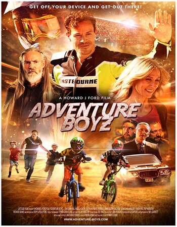 Adventure Boyz 2019 720p WEB-DL Full English Movie Download
