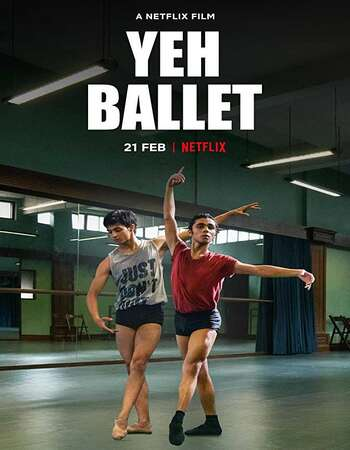 Yeh Ballet 2020 Hindi 480p WEB-DL x264 350MB