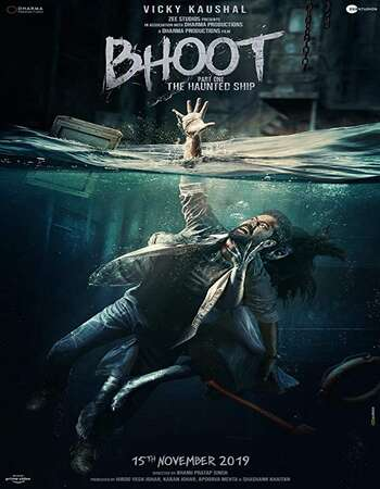 Bhoot Part One: The Haunted Ship 2020 Full Hindi Movie Download 720p 480p In Hd