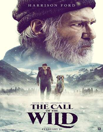 The Call of the Wild 2020 720p HDTS Full English Movie Download