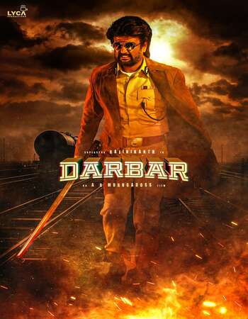 Darbar (2020) Tamil 720p WEB-DL x264 1.2GB Full Movie Download