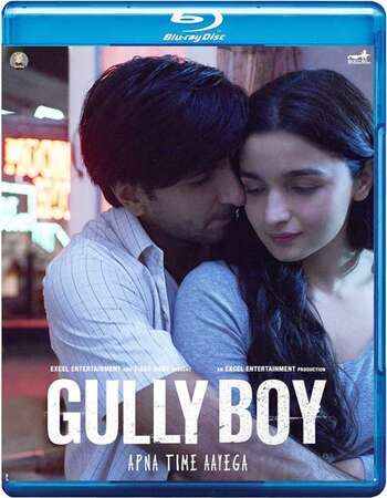 Gully Boy (2019) Hindi 720p BluRay x264 1.3GB ESubs